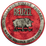 Reuzel Red Water Soluble Pomade 4oz
