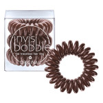 invisibobble Original Pretzel Brown Traceless Hair Ring (3 pack)