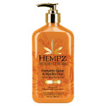 Hempz Limited Edition Pumpkin Spice & Vanilla Chai Herbal Body Moisturizer 17oz
