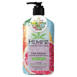 Hempz Limited Edition Look Triple Moisture Moisturizer 17oz