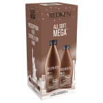 ALL SOFT MEGA HOL18 SHP/COND DUO REDKEN