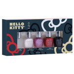 OPI Hello Kitty Holiday Collection Infinite Shine Mini Long Wear Lacquer Gift Pack 5pcs