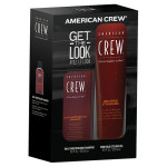 American Crew Firm Hold Gel Holiday Gift Pack 1 ($29.70 Retail Value)