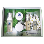FACIAL SPA IN A BOX HOL17 QUANNESSENCE