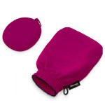 Renaissance Exfoliating Glove Royal Magenta
