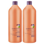 Pureology Curl Complete Duo 1L ($165.33 Retail Value)