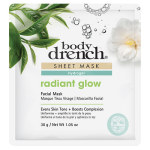RADIANT GLOW HYDROGEL SHEET MASK BODY DR