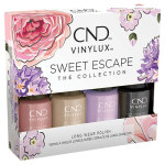 VINYLUX 4PK SWEET ESCAPE 3/19 PINKIES CN