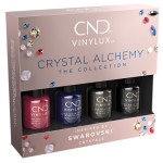 CND Crystal Alchemy Holiday Collection Vinylux Pinkies 4pcs