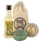 Reuzel Sh!t, Shower and Shave Holiday Bag ($40.80 Retail Value)