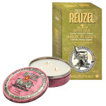 Reuzel Pink sCandle and Body Bar Gift Tote
