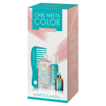 Moroccanoil Care Meets Color Set Rose Gold ($36.50 Retail Value)