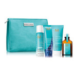 Moroccanoil Blonde On The Go Travel Kit ($71 Retail Value)