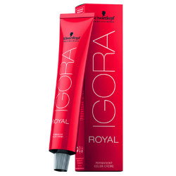 Schwarzkopf Professional Igora Royal Permanent Cream 60g