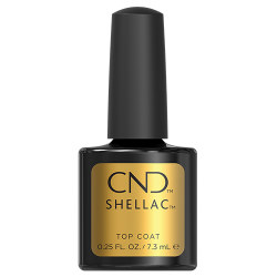 CND Shellac UV Top Coat