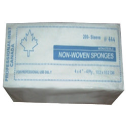 NON WOVEN GAUZE 4X4 (200)PACK PROFESSION