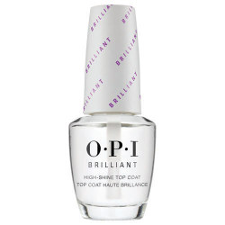 1/2OZ BRILLIANT TOP COAT OPI