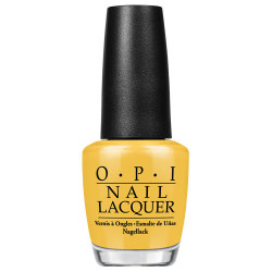 NEVER A DULLES MOMENT NAIL LACQUER OPI