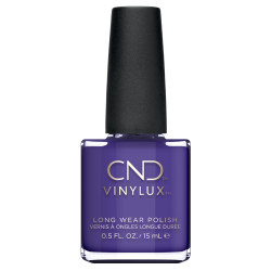 VIDEO VIOLET VINYLUX WEEKLY POLISH CND