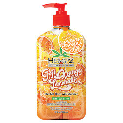 17OZ GOJI ORANGE LEMONADE LMT EDT LOTION