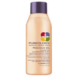 50ML PRECIOUS OIL SHAMPOO PUREOLOGY LORE