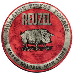 4OZ RED WATER SOLUABLE POMADE REUZEL