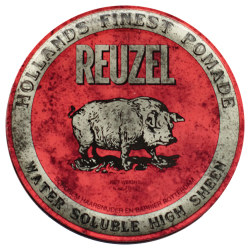 1.5OZ RED WATER SOLUABLE POMADE REUZEL