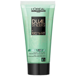 170ML DUAL STYLER LISS AND PUMP UP TNA L
