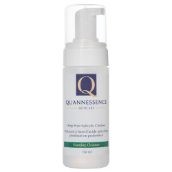 150ML DEEP PORE SALICYLIC CLEANSER QUANN