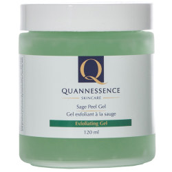 120ML SAGE PEEL GEL QUANNESSENCE