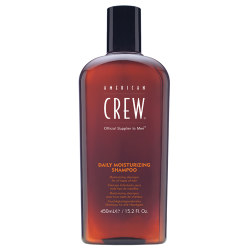 450ML DAILY MOISTURIZING SHAMPOO CREW