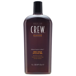 American Crew Firm Hold Gel 1lt