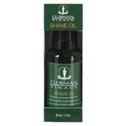 1OZ CLUBMAN SHAVE OIL