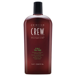 32OZ 3-IN-1 TEA TREE SHP/CND/WASH CREW