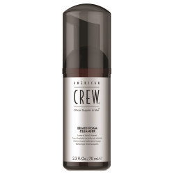 80ML BEARD FOAM CLEANSER AMERICAN CREW