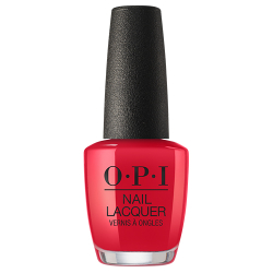 NL RED HEADS AHEAD NAIL LACQUER OPI