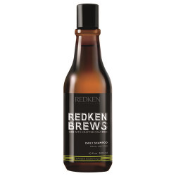300ML REDKEN BREWS DAILY SHAMPOO (NEW)