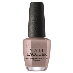 ICELANDED A BOTTLE OF OPI NAIL LACQUER