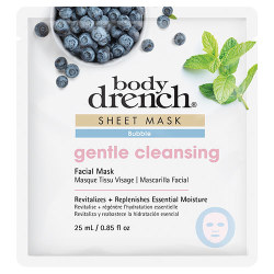 PINK GENTLE CLEANSING BUBBLE SHEET MASK