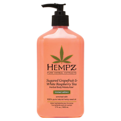 17OZ GRAPEFRUIT/RASPBERRY TEA MOISTURIZE
