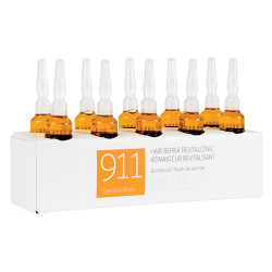 911 QUINOA HAIR REPAIR AMPOULES(10X11ML)