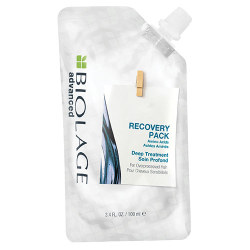 Biolage Recovery Deep Treatment Pack Reparative Hair Mask 100ml