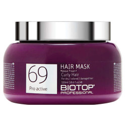 Biotop Professional 69 Curly Pro Active Hair Mask 550ml