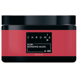 Schwarzkopf Professional Chroma ID 6-88 Ruby Bonding Color Mask 250ml