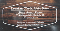 facebook.com/Country-Roots-Hair-Salon-2303677986324784/